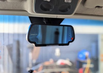 Safety Dave Clip-On Mirror Monitor