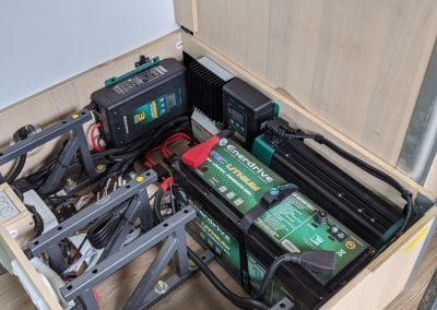 Enerdrive Battery System
