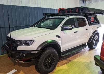 Ford Ranger Raptor Redarc Lithium Power System