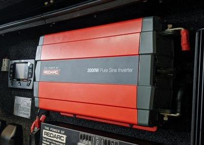 Redarc 3000W PureSine Wave Inverter