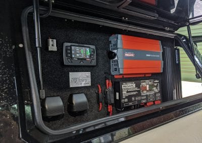 Redarc Lithium Battery System