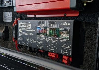 Redarc Total Vehicle Management System