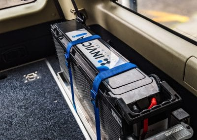 Slimline Invicta Lithium Battery
