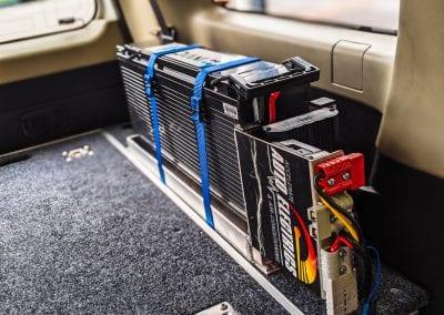 Slimline Lithium Battery System