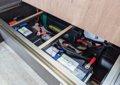 200Ah Zeal Lithium Batteries