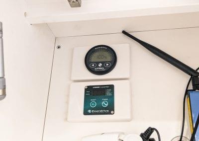 Enerdrive ePro Battery Monitor & Inverter Switch