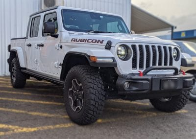 Jeep Gladiator Redarc TowPro Elite Electric Brake Controller