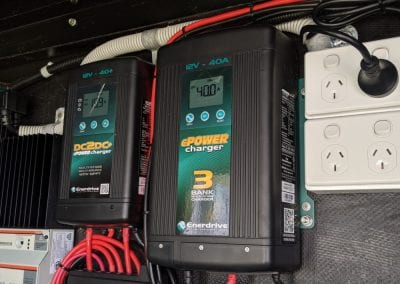 Enerdrive 240V 40A Battery Charger