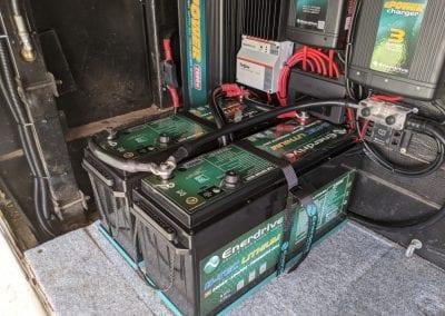 Enerdrive BTEC 200ah Lithium Batteries