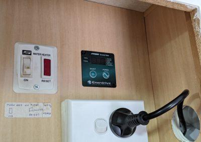 Enerdrive Inverter Switch
