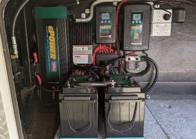 Enerdrive Lithium Battery System