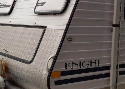 Majestic Knight Caravan Lithium Power System Upgrade