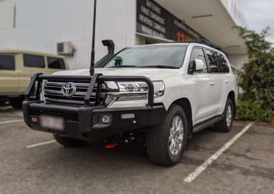 Toyota Landcruiser 200 Series Dual Battery System & Towing Accessories