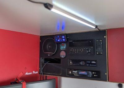 HardKorr LED Light and Control Panel